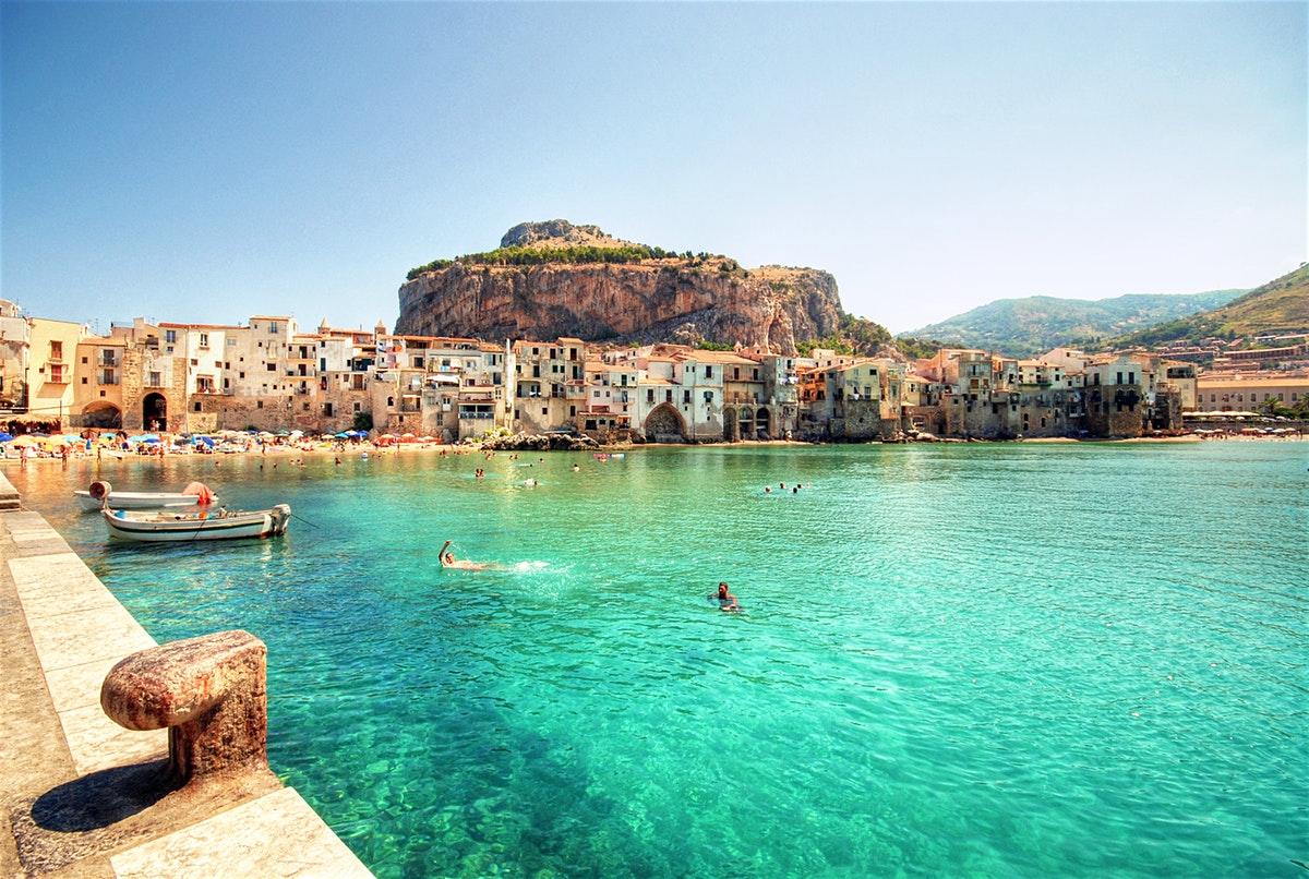 Sicily Blue
