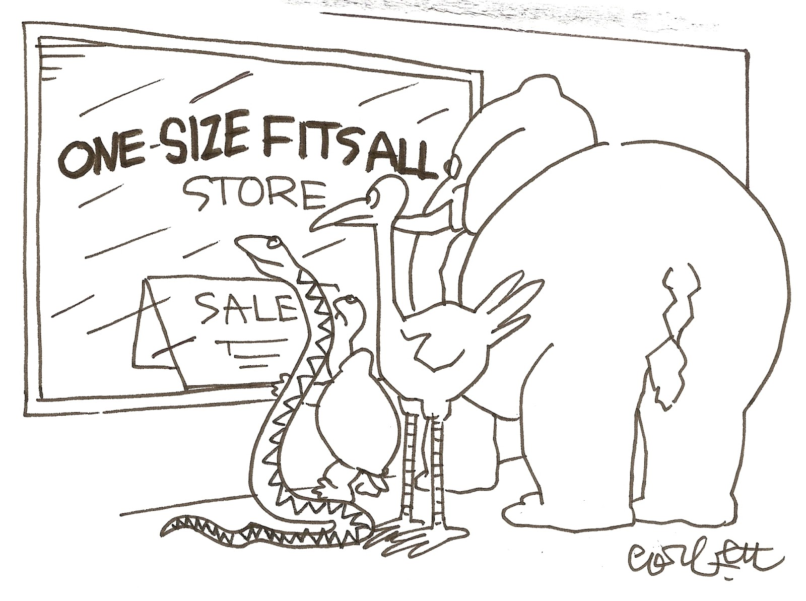 Customer Service: One Size Does NOT Fit All