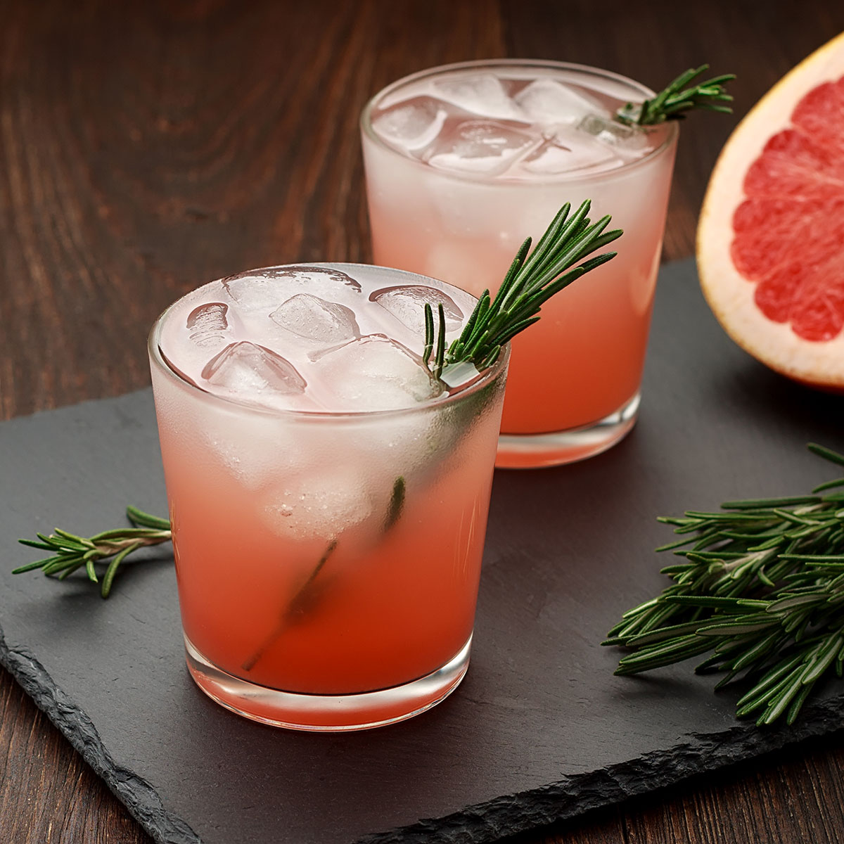 Gin and Grapefruit Punch