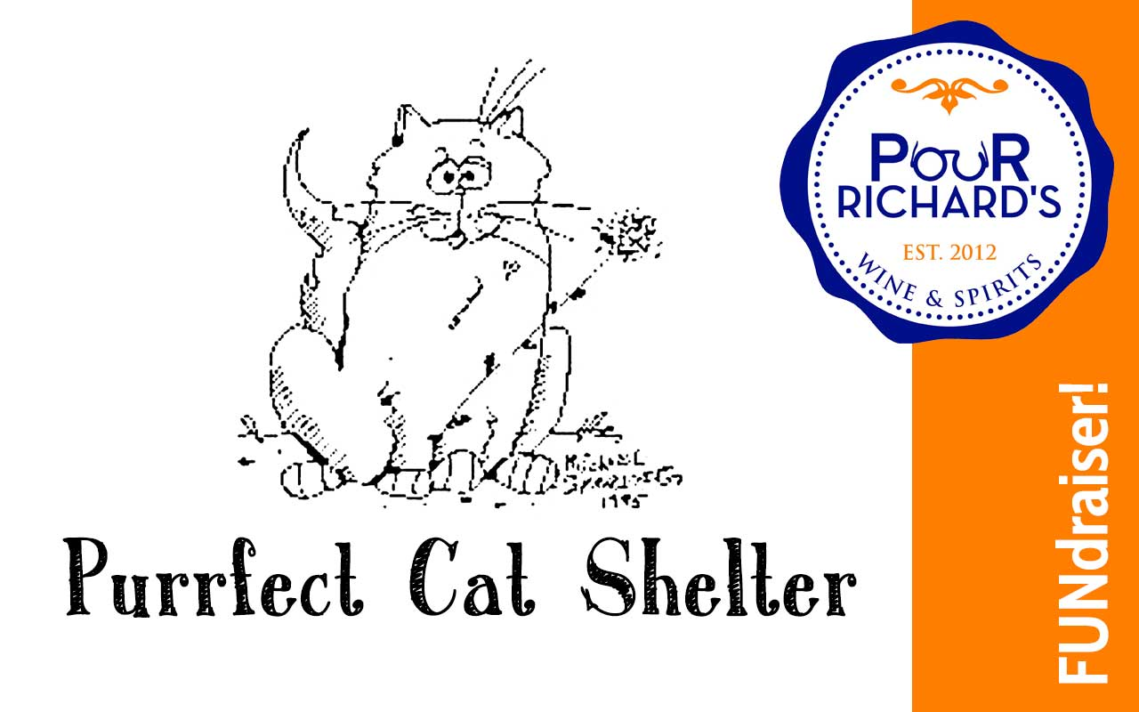 Purrfect Cat Shelter Fundraiser